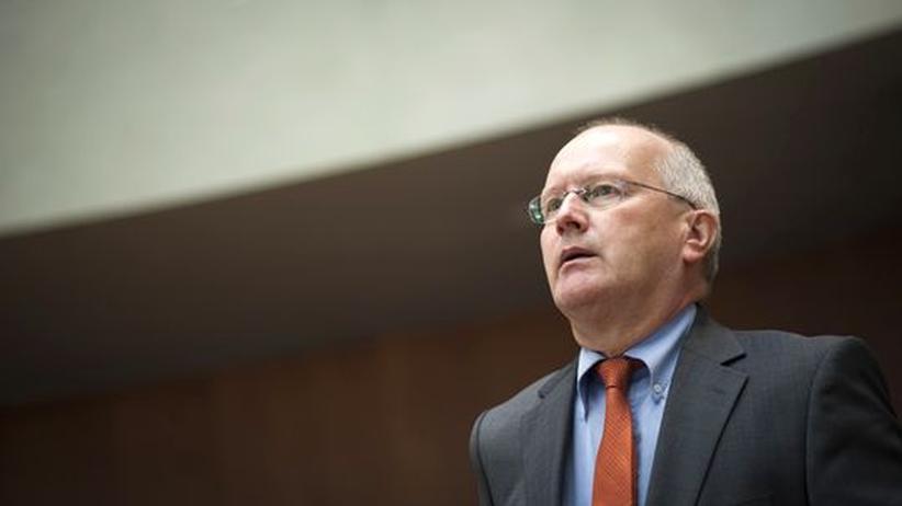 Rechtsextremismus: Der frühere Vizepräsident des Verfassungsschutzes Klaus-Dieter Fritsche