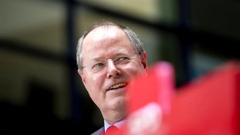 SPD: Peer Steinbrücks begrenzte Chancen