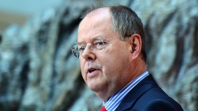 SPD-Kanzlerkandidat: Nominierung lässt Steinbrücks Umfragewerte steigen
