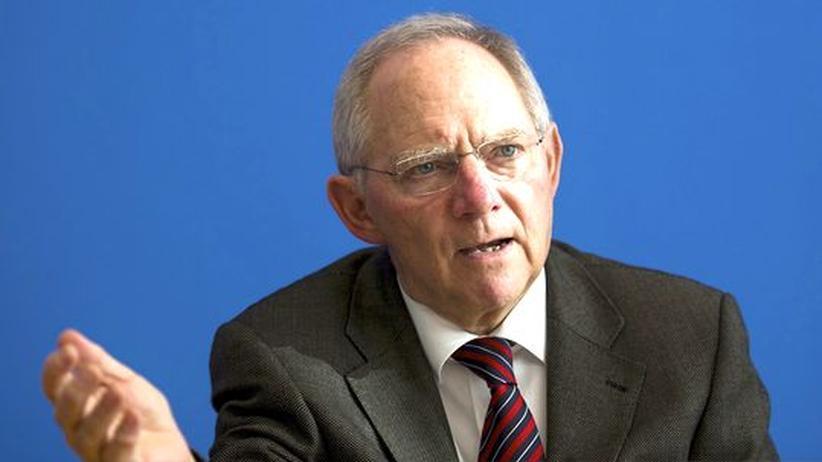 Schuldenkrise: Schäubles Weg zum Euro-Staat