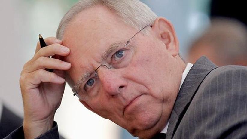 Euro-Krise: Schäuble will EU zur Fiskalunion umbauen