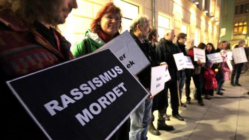 """Rechtsextremismus: """"Deutschland hat ein riesiges Rassismusproblem"""""""