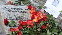 Gedenkstein für Mehmet Kubasik, am 4. April 2006 in Dortmund erschossen