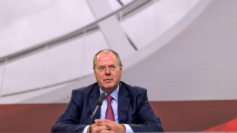 Nebeneinkünfte: Neuer Wirbel um Steinbrücks Vortragstätigkeit