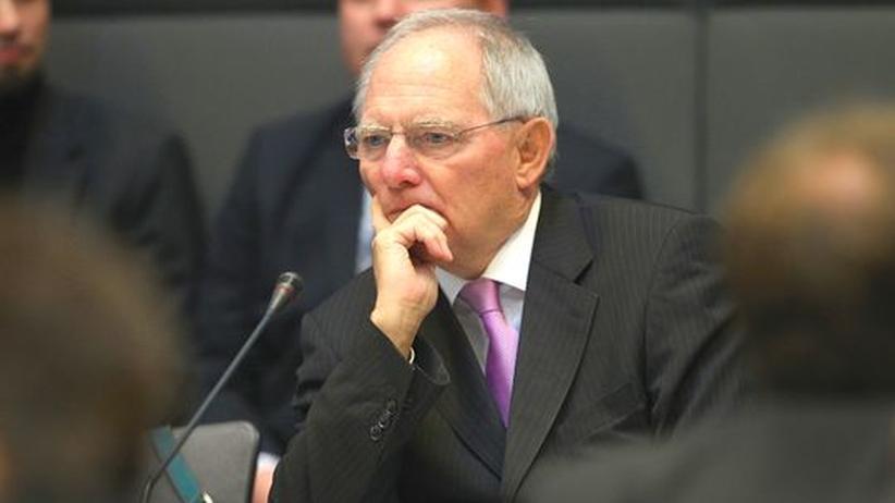 Finanzlücke: Euro-Gruppe plant griechischen Schuldenrückkauf