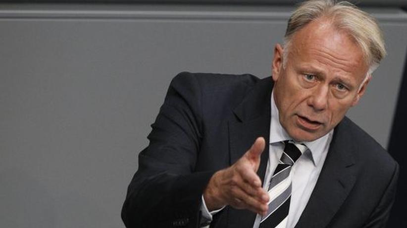 Bundeswehr: Trittin nennt Bedingungen für Zustimmung zu Patriot-Mandat