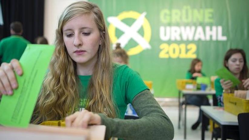 Mitgliederentscheid: Grüne erzielen hohe Urwahl-Beteiligung