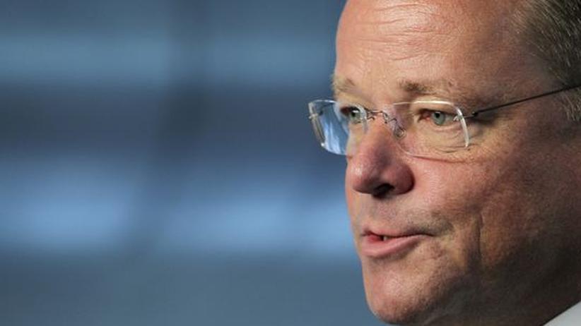 FDP-Vorsitz: Niebel fordert Gegenkandidaten für Rösler