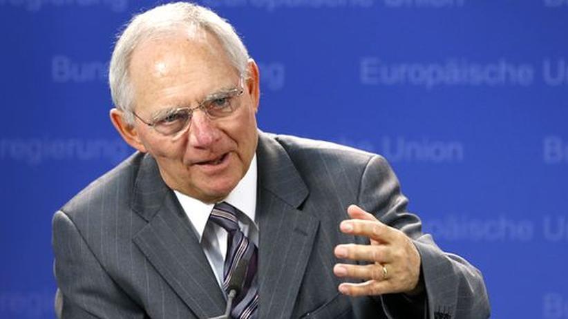 Staatshaushalt: Deutschland verschuldet sich weniger als erwartet
