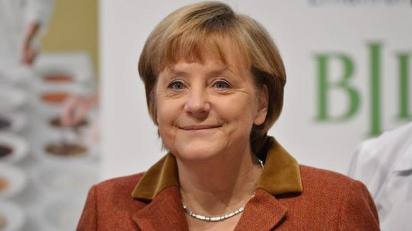 Direktmandat: 100 Prozent für Angela Merkel