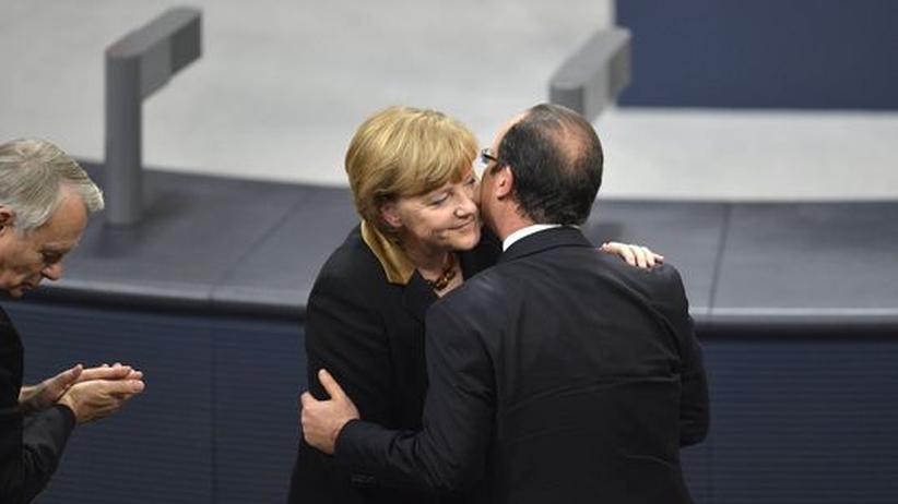 "Élysée-Vertrag: ""Der Rahmen für tiefe Freundschaft"""