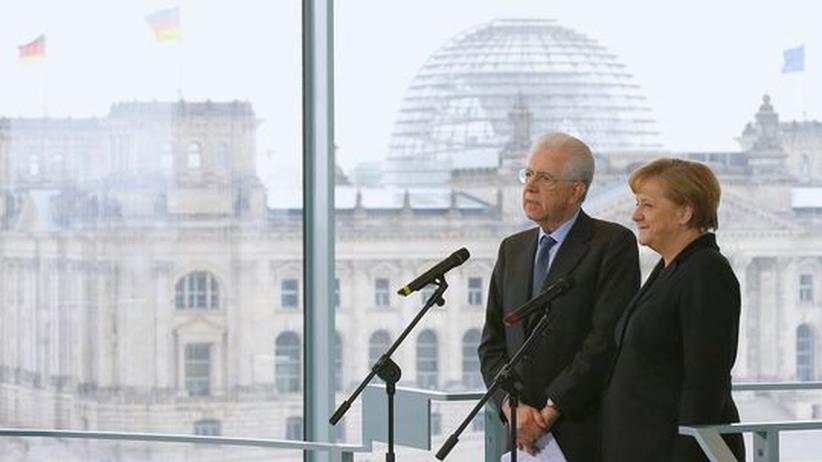 Haushaltsplanung: Monti will Italien als EU-Beitragszahler entlasten