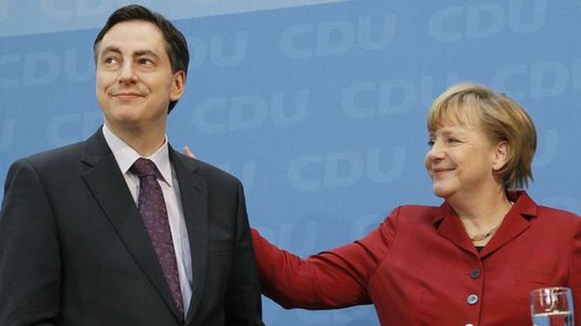 CDU nach der Wahl: McAllister verzichtet auf die Oppositionsbank