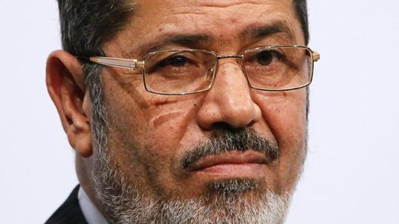Berlin-Besuch: Als Mursi auf die deutsche Gesellschaft traf