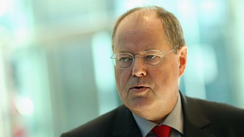 ThyssenKrupp: SPD nennt Kritik an Steinbrück Schmutzkampagne