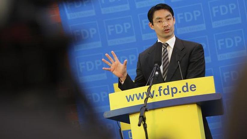 FDP: Der Fremde