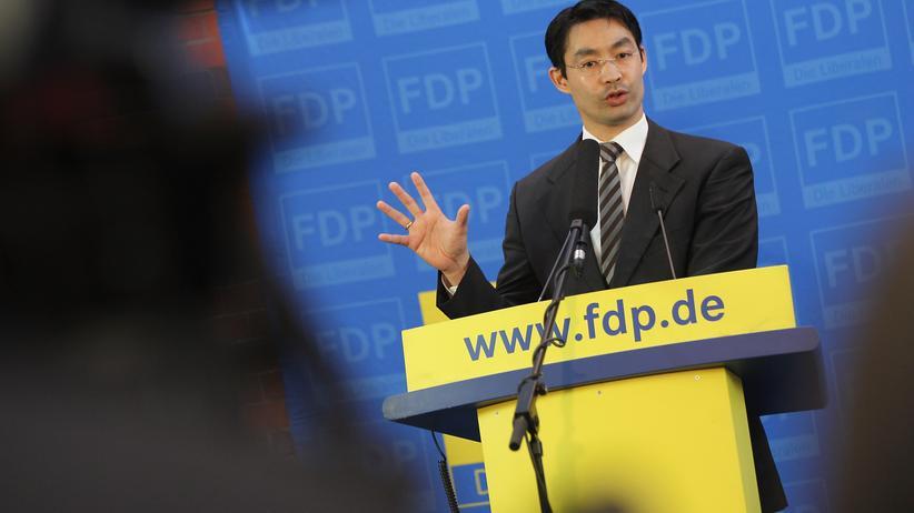 FDP: Warum Philipp Rösler als Parteichef scheiterte