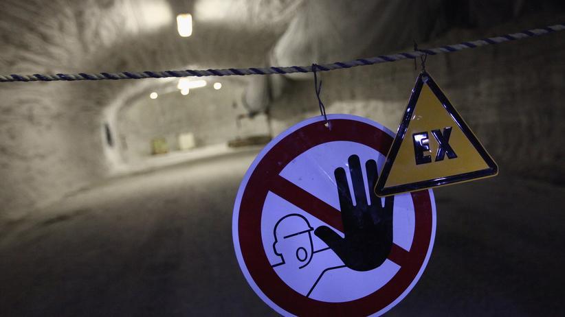 Endlager: Atommüll bei uns? Geht gar nicht!