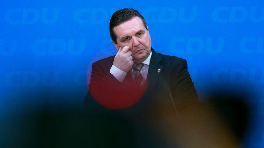 Baden-Württembergs Exministerpräsident Stefan Mappus