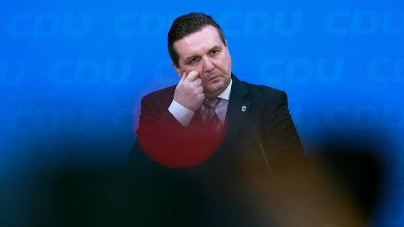 EnBW-Affäre: Südwest-CDU will Mappus loswerden