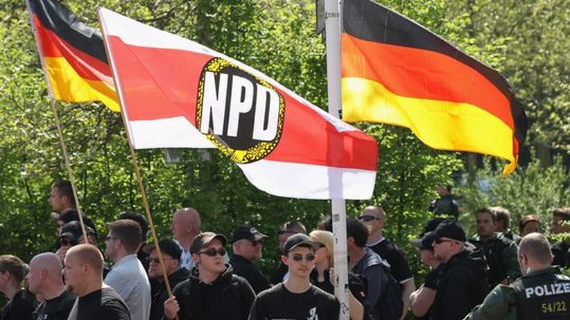 Rückerstattung von Parteienfinanzierung: Bundestag stoppt Zahlungen an NPD