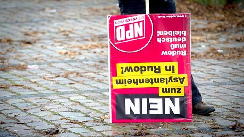 Beweissammlung: Die NPD weiß jetzt, was man ihr vorhält