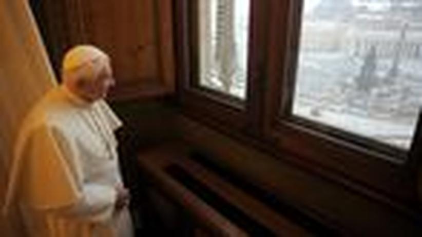Rücktritt: Papst zieht ins Kloster