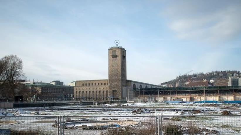 Stuttgart 21: CDU-Haushaltsexperte droht Baden-Württemberg mit Klage