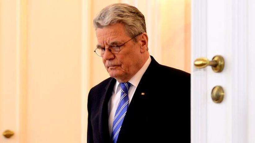 Sexismus-Debatte: Unterstützerinnen von #aufschrei kritisieren Gauck
