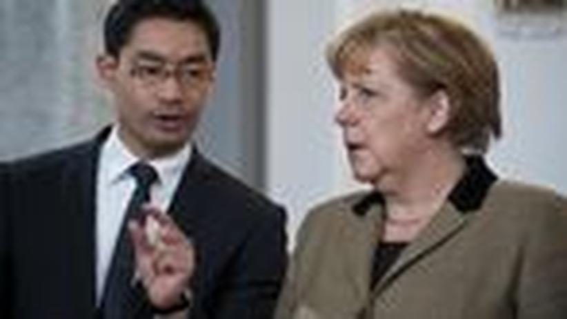 """Philipp Rösler: """"Die Union hat keine Alternative"""""""