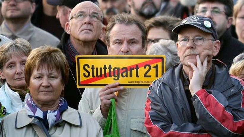 Stuttgarter Bahnhof: Aussteigen, weiterbauen oder umplanen?