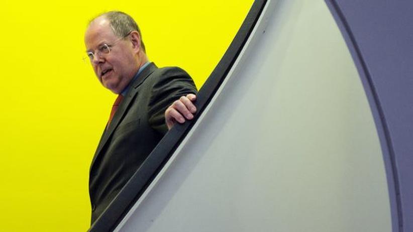 SPD-Kanzlerkandidat: Steinbrücks Äußerung zu getrenntem Unterricht stößt auf Ablehnung