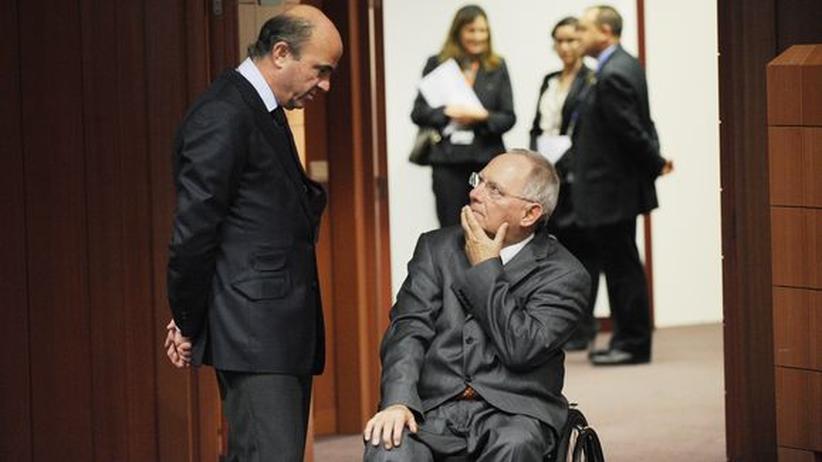 Finanzbedarf: Euro-Finanzminister müssen noch mal über Zypern reden