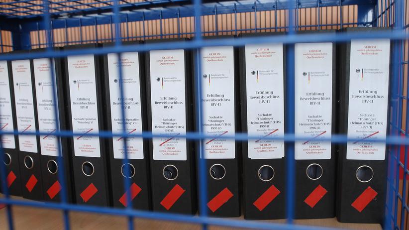 Geheimdienst: Der etwas andere Verfassungsschutzbericht