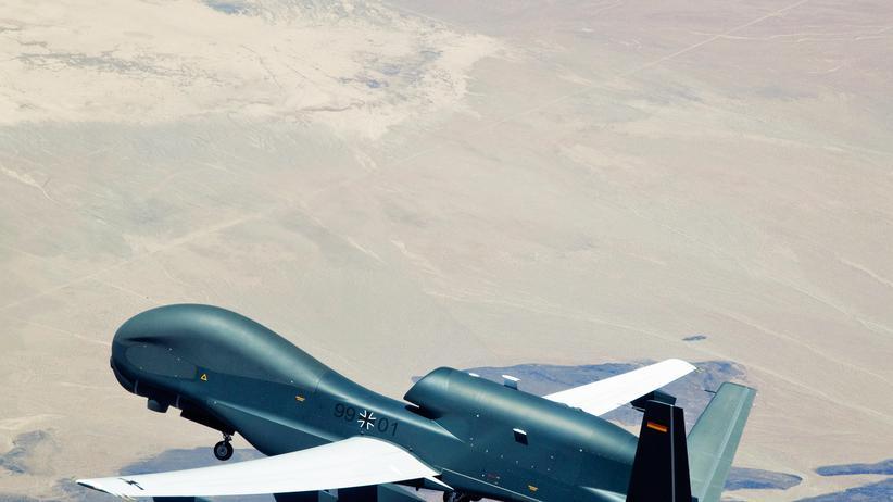 Bundeswehr: Bundesregierung beharrt auf Kauf von Kampfdrohnen