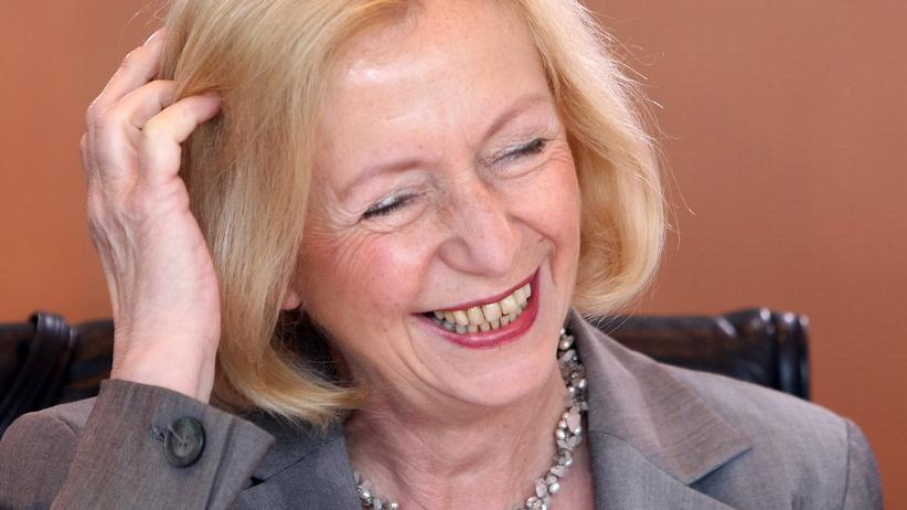 Bildungsministerin Johanna Wanka (CDU)