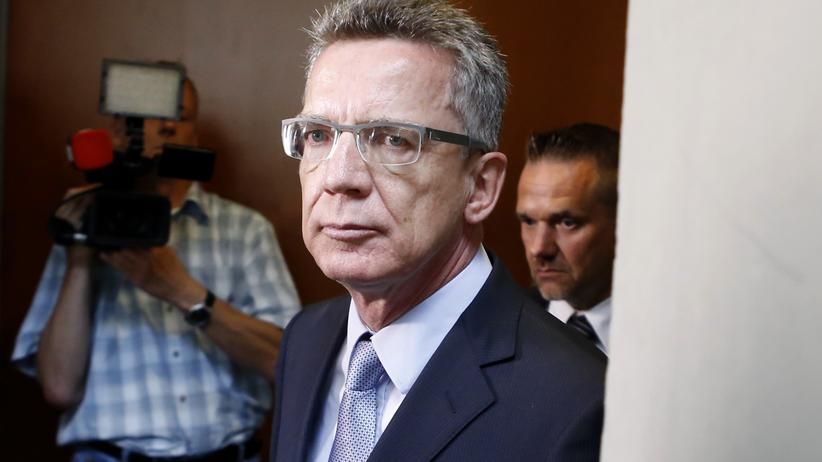 Serie Ministerbilanz: Verteidigungsminister Thomas de Maizière