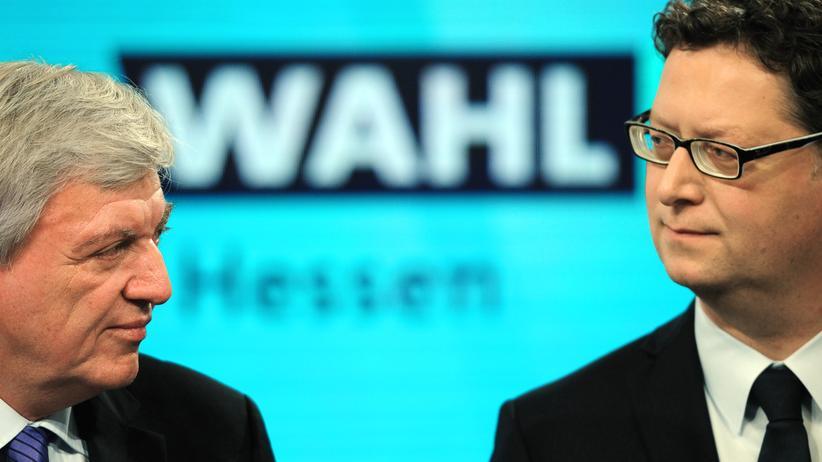 Landtagswahl: Hessen vor Großer Koalition