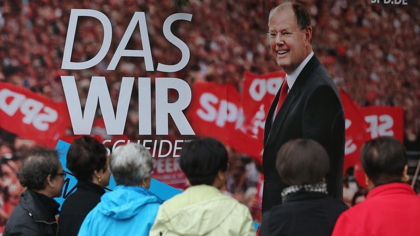Bundestagswahl: Kämpfen, bis die Wahllokale schließen