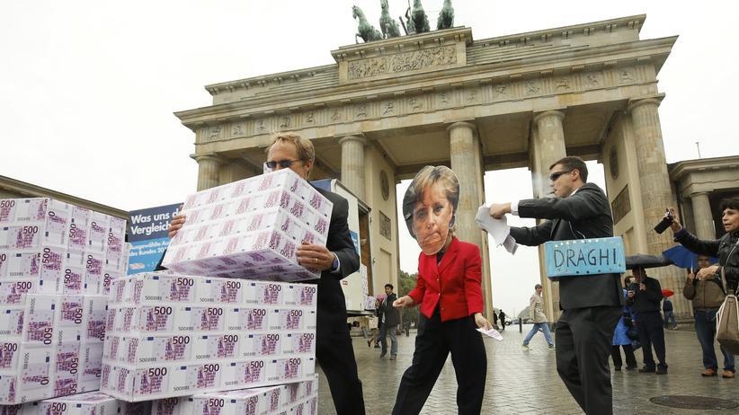 Europapolitik: Die AfD bestimmt den Europa-Kurs