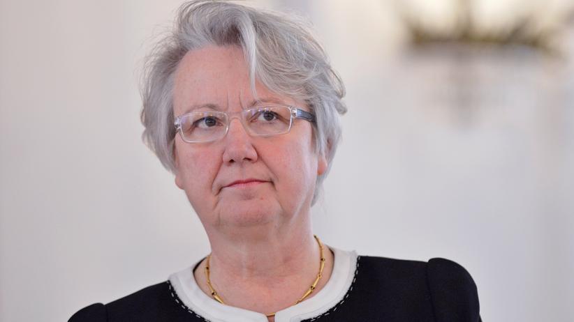 Annette Schavan: Entscheidung über Täuschung und Titel
