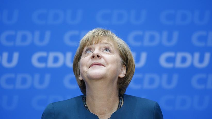 Forbes-Liste: Die deutsche Bundeskanzlerin Angela Merkel