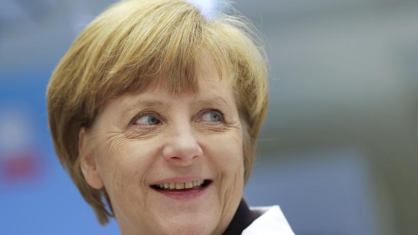 Angela Merkel: Kanzlerin Angela Merkel (CDU)