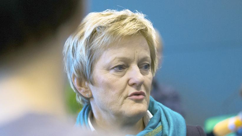Freihandelsabkommen TTIP: Renate Künast von den Grünen