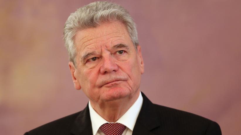 Diätenerhöhung: Bundespräsident Joachim Gauck