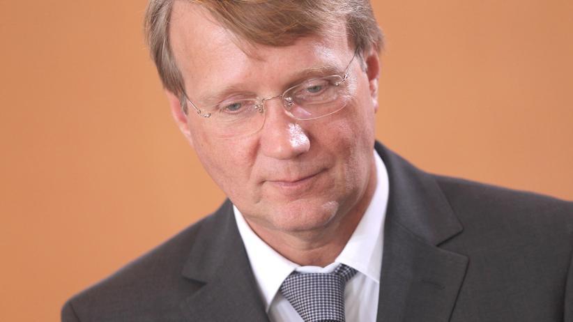 Ex-Kanzleramtschef: Ex-Kanzleramtschef Ronald Pofalla