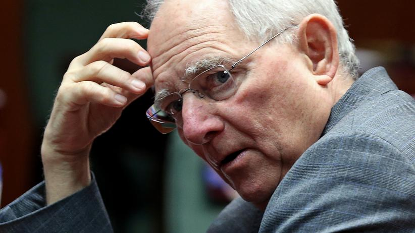 Spionageaffäre: Schäuble bezeichnet US-Verhalten als Dummheit
