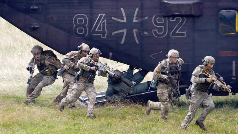 Irak: CDU-Abgeordneter will Bundeswehrsoldaten in den Irak schicken