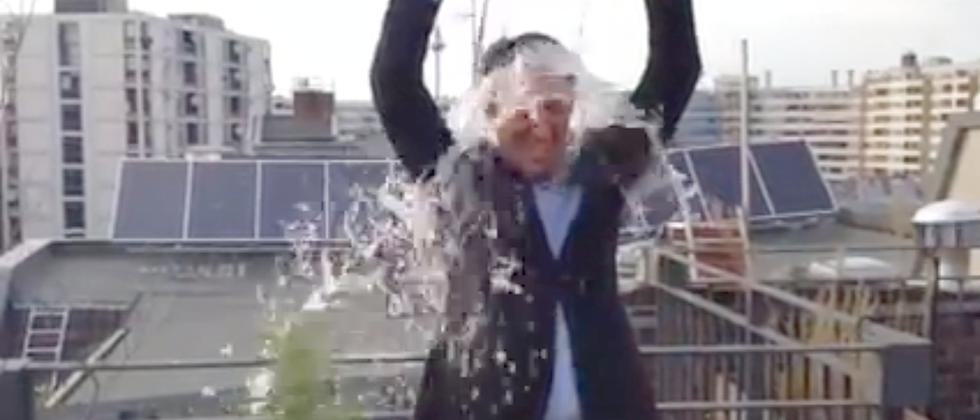 Ice Bucket Challenge Cem Özdemir