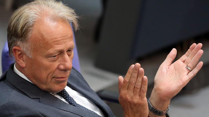 Waffenlieferungen: Grünen-Außenpolitiker Jürgen Trittin